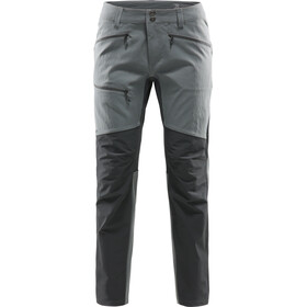 Haglöfs Rugged Flex Pants Dame magnetite/true black short